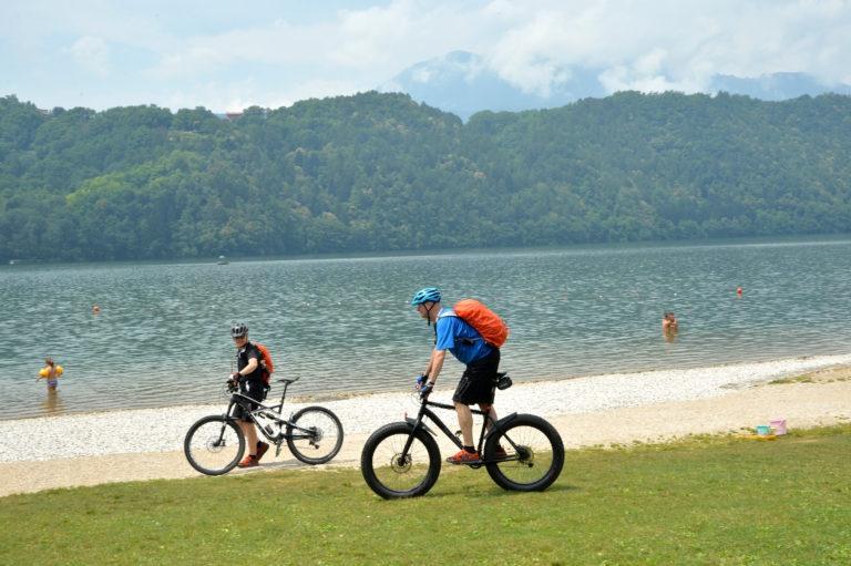 In mountain bike e bicicletta alla scoperta della Valsugana