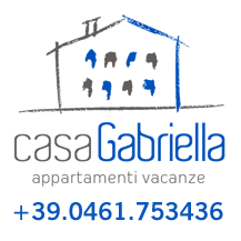 Apartments - Casa Gabriella Trentino Holiday apartments in Valsugana in Trentino